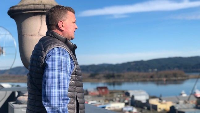 Developer to transform 4 historic Coos Bay buildings into apartment units    KCBY