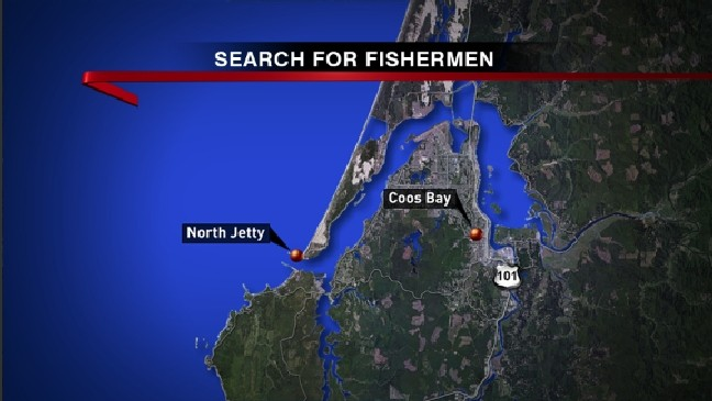 Crab Boat Sinks Near Coos Bay 1 Alive 1 Dead 2 Missing Kcby