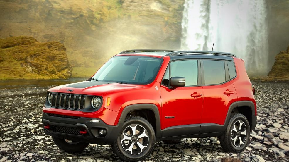 Image result for 2019 Jeep Renegade