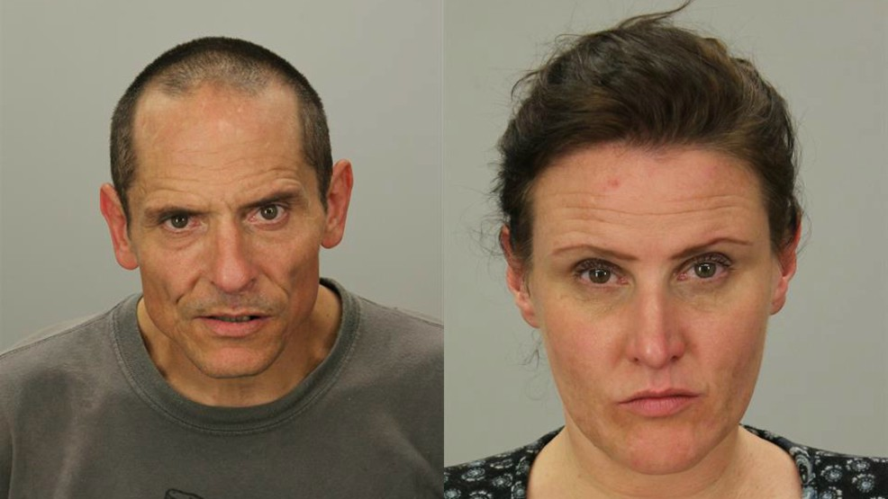 Police: Coquille man, woman arrested in Fairview area on drug